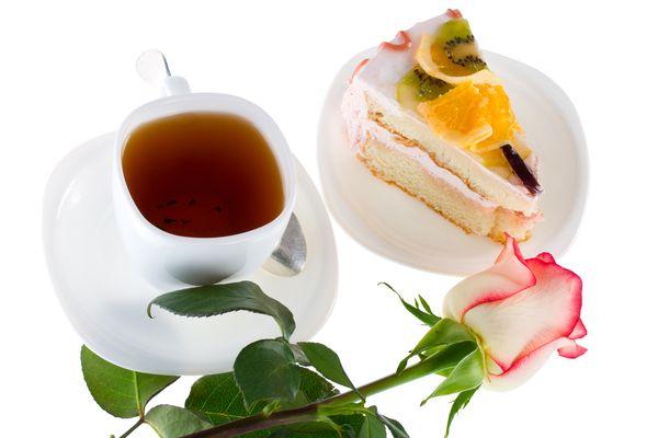 Чай как признание в любви. Чайная Лавочка