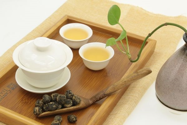 Чай Най Сян Чжень Чжу. Чайная Лавочка
