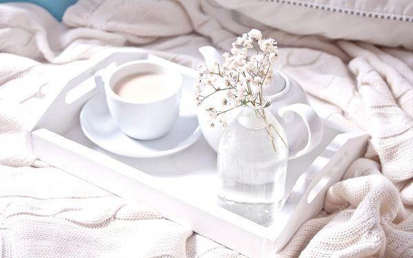 Чай Молочная Жемчужина. Чайная Лавочка