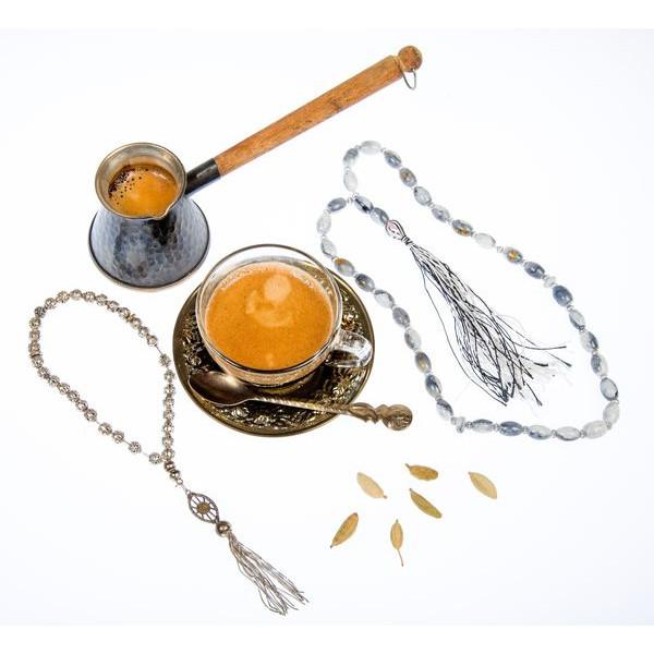 Кофе без кардамона