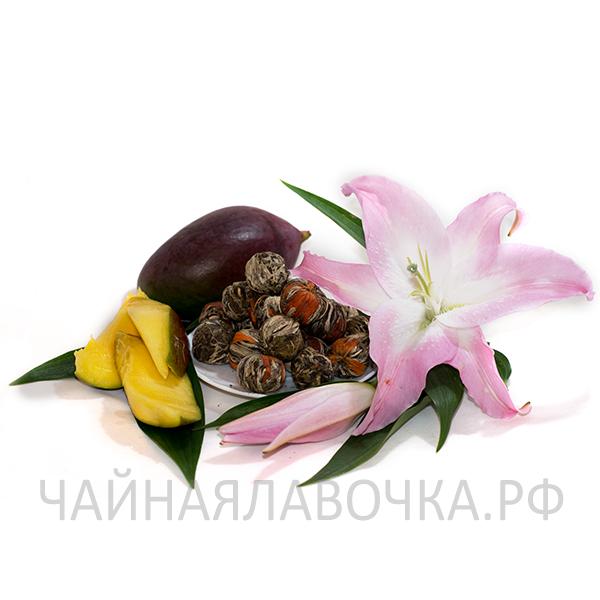 Чай-цветок Бай Юй Лянь