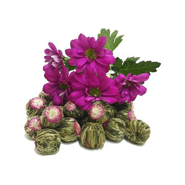 Чай-цветок Юй Лун Тао