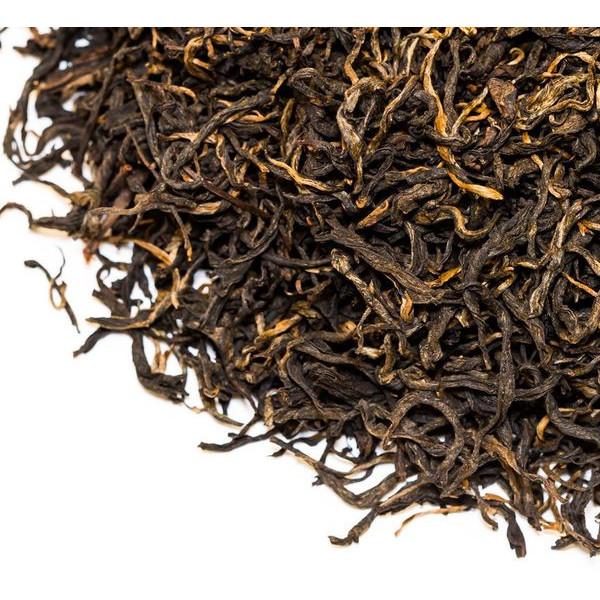 Красный чай из Дянь