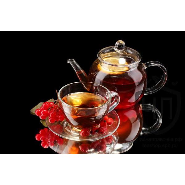 Чайные напитки на основе фруктов