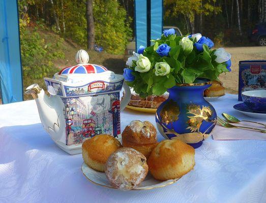 Английский чай