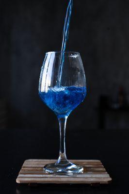 Синий чай Таиланд. Чайная Лавочка