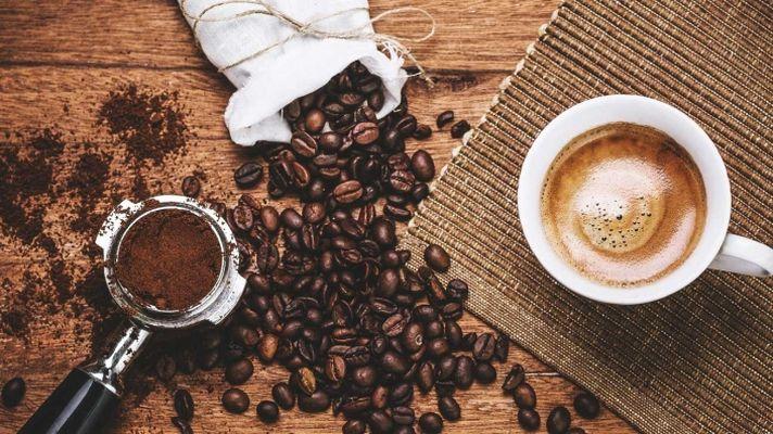 Хороший кофе с собой. Чайная Лавочка