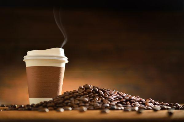 Кофе с собой в Чайной Лавочке